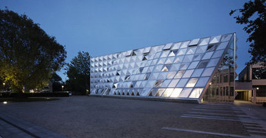 Taastrup Theatre | Theater | Cobe