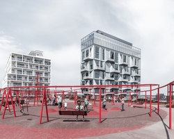 The Silo | Apartment blocks | Cobe