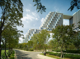 Habitat Qinhuangdao | Apartment blocks | Safdie Architects