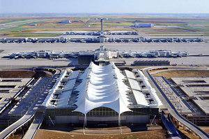 Denver International Airport | Aereopori | Fentress Architects