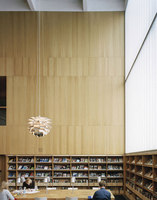 New City Library | Church architecture / community centres | JKMM Architects