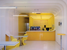 Peach House Restaurant | Restaurant interiors | MAKE Architecture