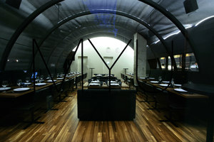 MYU restaurant/bar | Bar-Interieurs | Paul Kaloustian Architect