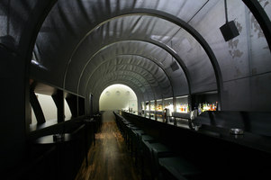 MYU restaurant/bar | Bar - Interni | Paul Kaloustian Architect