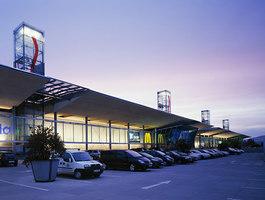 SC MURPARK Graz-Liebenau | Shopping centres | Bartenbach GmbH