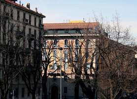 House on the roof | Apartment blocks | deamicisarchitetti professionisti associati