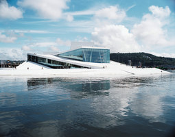Norwegian National Opera and Ballet | Auditorium | Snøhetta