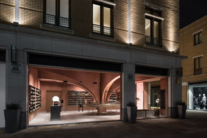 Aesop Duke of York Square | Shop interiors | Snøhetta