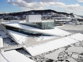 Norwegian National Opera and Ballet | Concert halls | Snøhetta