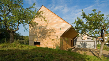 Timber House | Detached houses | Crossboundaries