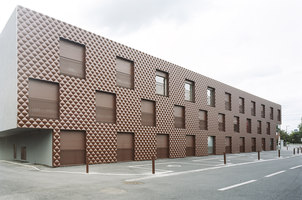 Residence étudiante à Epinay sur Seine (93) | Urbanizaciones | ecdm architects