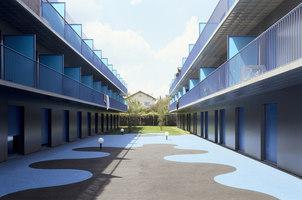 Residence étudiante à Epinay sur Seine (93) | Immeubles | ecdm architects