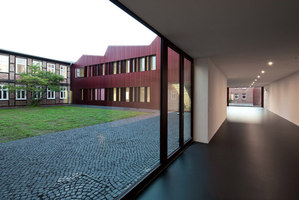 Erweiterung NYA Nordiska | Office buildings | Staab Architekten