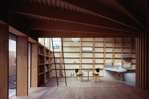 Tree house | Detached houses | Mount Fuji Architects Studio