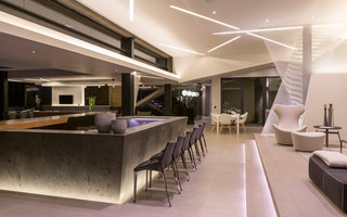 The Concrete House | Living space | Nico van der Meulen Architects