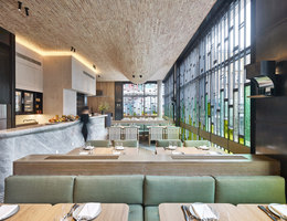 Fucina Restaurant | Restaurant-Interieurs | ama - Andy Martin Architects