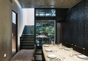 Fucina Restaurant | Restaurant interiors | ama - Andy Martin Architects