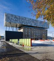 Rockheim | Museen | Pir II Arkitektkontor AS