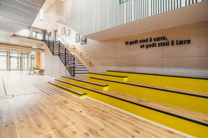 The New Evjen School | Scuole | Pir II Arkitektkontor AS