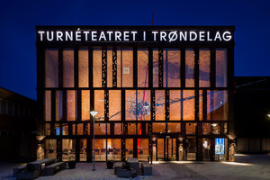The Trondelag Regional Touring Theatre | Theatres | Pir II Arkitektkontor AS
