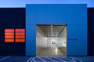Light & Sie Art Gallery | Musées | Laguarda.Low Architects