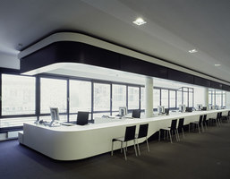 Customer Service Center | Office buildings | Hadi Teherani