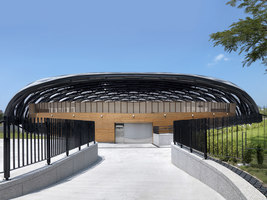 2010 Taipei International Floral Expo, Fine Arts Museum Park | Trade fair & exhibition buildings | King Shih Architects