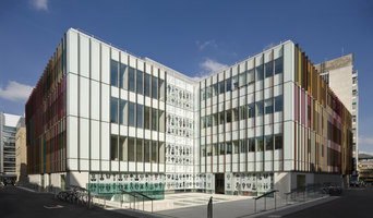 University of Oxford Biochemistry Department | Universities | Hawkins\Brown