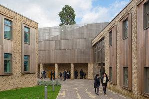 City of London Freemen's School | Écoles | Hawkins\Brown