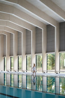 Freemen's School Swimming Pool | Indoor swimming pools | Hawkins\Brown