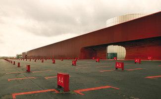 Bergamo_Kilometro Rosso | Sportanlagen | BLAST Architetti