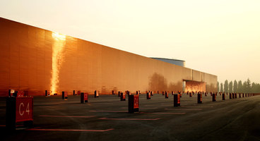Bergamo_Kilometro Rosso | Instalacione deportivas | BLAST Architetti