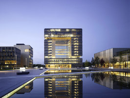 Q1, ThyssenKrupp Quartier Essen | Office buildings | JSWD Architekten
