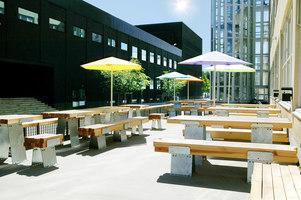 Konstfack Outdoor Café | Café interiors | Studio Marcus Abrahamsson