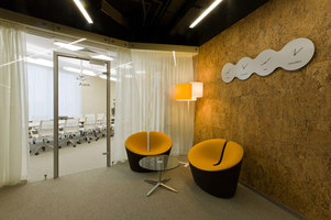 'Yandex' internet company office in Ekaterinburg | Edificio de Oficinas | za bor architects
