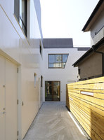 Yutenji Apartments | Detached houses | Ishii Inoue Architects