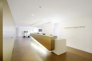 Zahnarztpraxis »smiledesigner-Lounge SailCity« | Consultorios / bufetes | GfG / Gruppe für Gestaltung GmbH