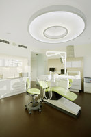 Zahnarztpraxis »smiledesigner-Lounge SailCity« | Doctors' surgeries | GfG / Gruppe für Gestaltung GmbH