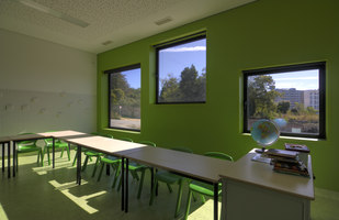 School Center Antas | Scuole | AVA Architects
