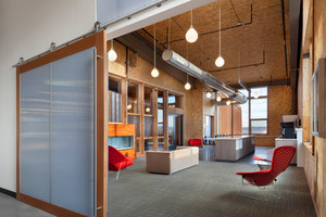 Pearl Izumi North American Headquarters | Immeubles de bureaux | ZGF Architects LLP