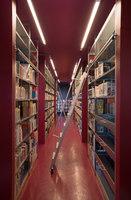 SchulStadtbücherei | Schools | KEGGENHOFF I PARTNER