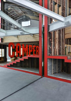 Camper Showroom | Office | Showrooms | Neri & Hu Design and Research Office