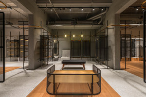Comme Moi Flagship Store | Shop interiors | Neri & Hu Design and Research Office