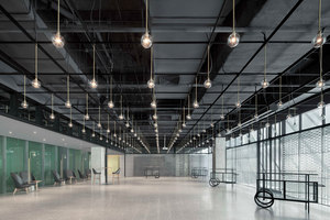 BEI Function Space | Trade fair & exhibition buildings | Neri & Hu Design and Research Office