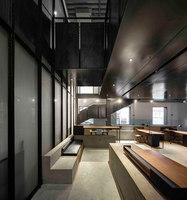 The Garage | Office facilities | Neri & Hu Design and Research Office