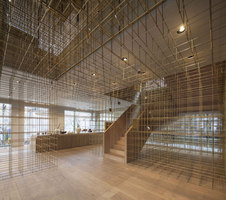 Sulwhasoo Flagship Store | Shop interiors | Neri & Hu Design and Research Office