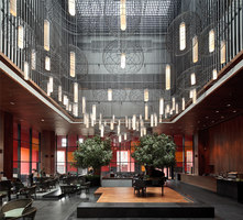 Xi'an Westin Museum Hotel | Hotels | Neri & Hu Design and Research Office