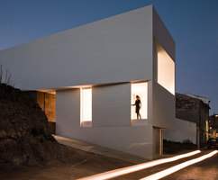 House on Mountainside | Detached houses | Fran Silvestre Arquitectos