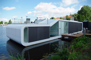 Watervilla de Omval | Detached houses | +31ARCHITECTS