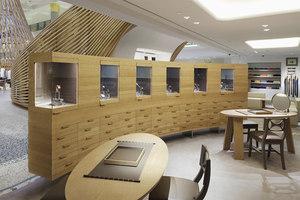 Hermès Rive Gauche | Shop interiors | Rena Dumas Architecture Intérieure